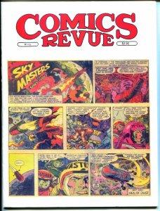 Comics Revue #149 1998-Kirby & Wood-Sky Masters-Phantom-Modesty Blaise-Tarzan-VF