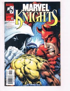 Marvel Knights #11 VF Marvel Comics Comic Book Dixon 2001 DE22