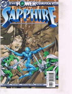 Lot Of 2 Comic Books DC Sapphire #1 and Variant Batman  LH24