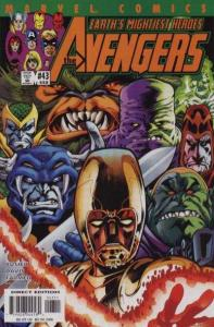Avengers (1998 series) #43, NM + (Stock photo)