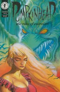 Pumpkinhead: The Rites of Exorcism #1 VF/NM; Dark Horse | save on shipping - det