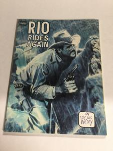 Rio Rides Again Marvel Graphic Novel SC Softcover B19