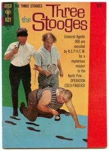 Three Stooges V2 28 May 1966 VG-FI (5.0)