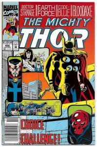 Mighty Thor #456 (Marvel, 1992) FN-