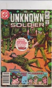 Unknown Soldier #265