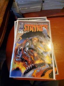 Cyber Force Origins #2 (1995)