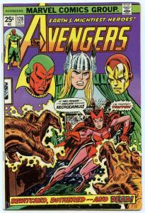 Avengers 128 Oct 1974 VF- (7.5)
