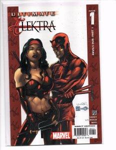 Marvel Comics (2004) Ultimate Elektra #1