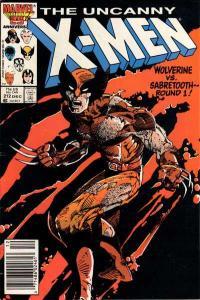 Uncanny X-Men (1981 series) #212, VF (Stock photo)