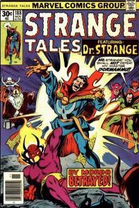 Strange Tales (1951 series) #188, Good+ (Stock photo)