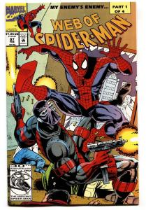 Web Of Spider-Man #97 First appearance of Dr Kevin Trench / Night Watch