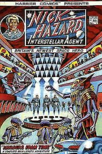 Nick Hazard #1 VF; Harrier   save on shipping - details inside