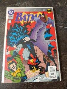 BATMAN #492 VF/NM