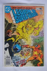 Legion of Super-Heroes 266
