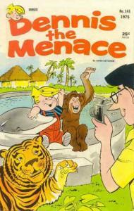 Dennis the Menace (Fawcett) #141 FN; Fawcett | save on shipping - details inside