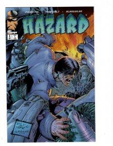 Hazard #6 (1996) J604