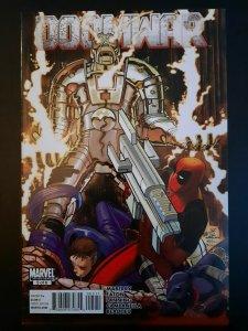 Doomwar #5 VF 2010 Marvel Comics Black Panther 1st Midnight Angels Dora Milaje