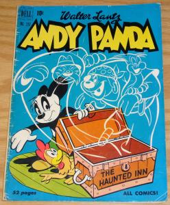 Four Color #297 VG walter lantz - andy panda - 52 pages - golden age 1950