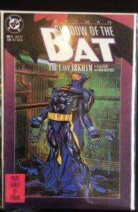 Batman: Shadow of the Bat #3 (1992)