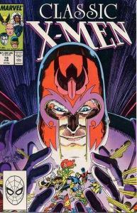 Classic X-Men #18, NM- (Stock photo)