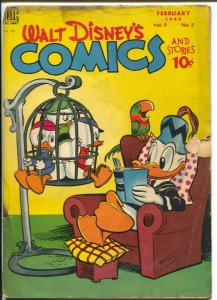 Walt Disney's Comics and Stories #101 1949-Dell-Carl Barks-Walt Kelly-FR