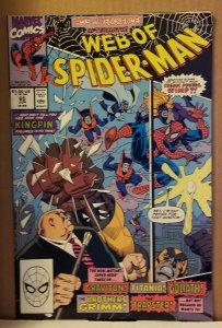 Web of Spider-Man #65 (1990)