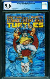 TEENAGE MUTANT NINJA TURTLES #48-1991-CGC 9.6 Casey Jones 2021118007