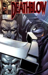Deathblow (1993 series) #15, NM- (Stock photo)
