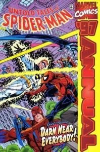 Untold Tales of Spider-Man Annual #1997, NM (Stock photo)
