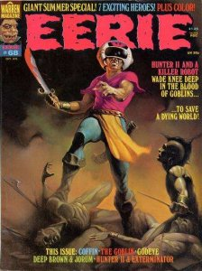 Eerie (1965 series) #68, Fine+ (Stock photo)