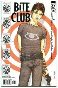 BITE CLUB #4, NM+, Vampires, Howard Chaykin, Blood, 2004, more Vertigo in store
