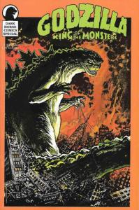 Godzilla, King of the Monsters Special #1A FN; Dark Horse | save on shipping - d