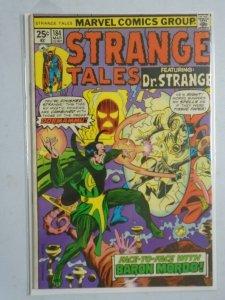 Strange Tales #184 featuring Dr. Strange 6.0 FN (1976)