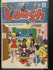 Laugh Comics #263 (1973)