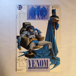 Batman Legends of the Dark Knight 18 Fine+ Cover by Garcia-Lopez