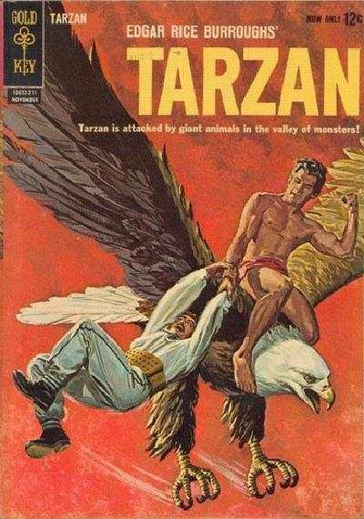 Tarzan (1948 series) #132, Good (Stock photo)