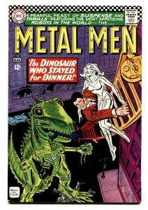 METAL MEN #18 DC comic book SILVER-AGE 1966