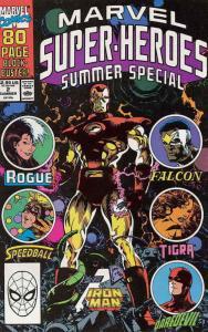 Marvel Super-Heroes (Vol. 2) #2 VF; Marvel   save on shipping - details inside