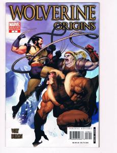 Wolverine Origins # 8 NM 1st Print VARIANT Marvel Comic Book Olivetti Cover S88