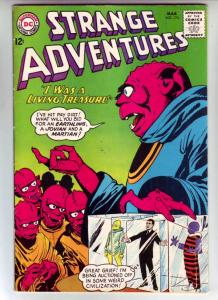 Strange Adventures #174 (Mar-65) VF+ High-Grade