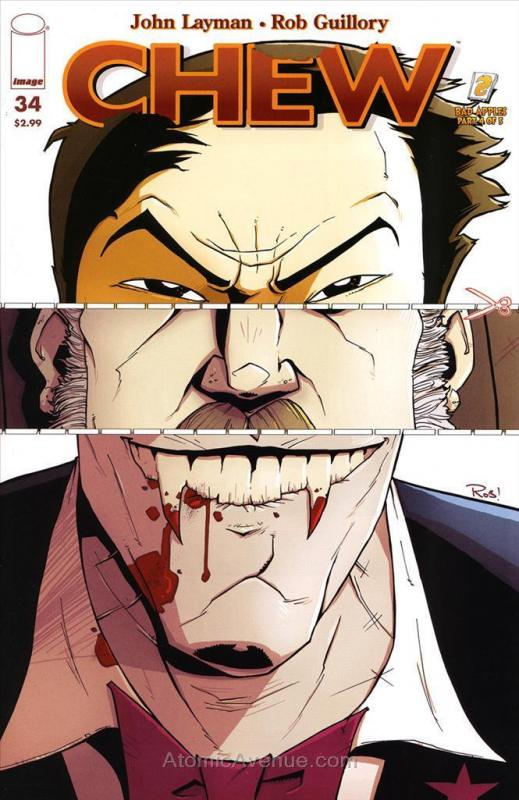 Chew #34 VF; Image | save on shipping - details inside