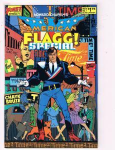 American Flagg Special #1 VF/NM First Comics Comic Book 1986 DE25