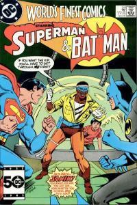 World's Finest Comics #318, VF- (Stock photo)