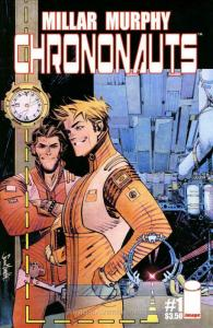 Chrononauts #1A VF/NM; Image | save on shipping - details inside