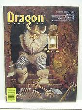 TSR DRAGON MAGAZINE #131 VF