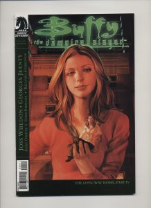 Buffy the Vampire Slayer Season Eight #4 (2007)