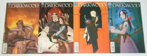 Legends From Darkwood #1-4 VF/NM complete series - antarctic press set lot 2 3