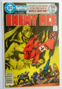 DC Special #26 Enemy Ace 4.0 (1977)