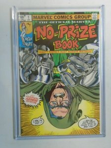 The Marvel No-Prize Book #1 7.5/VF- (1983)