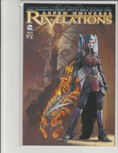 Aspen Revelations #2 Cover B Aspen Comics NM